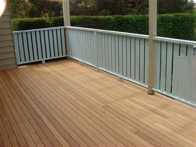 blackbutt-decking Carpenters Rose Bay NSW