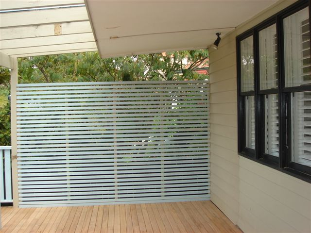 privacy-screen BONDI A GRADE CARPENTRY
